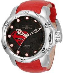 reloj invicta 33817 rojo para hombres