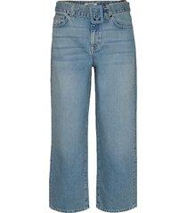 moss copenhagen jeans 14856 kaela blauw