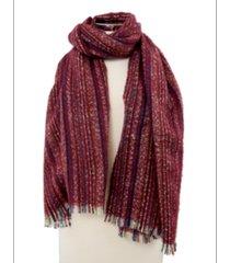marcus adler confetti fringed scarf