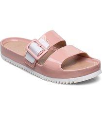 w cooper shoes summer shoes flat sandals rosa ugg