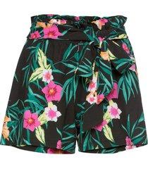 shorts con fiocco (nero) - bodyflirt