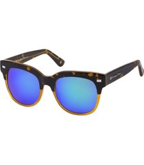 óculos de sol kristian olsen denmark ko7358-1 animal print