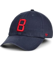 '47 brand boston red sox classic cooperstown franchise cap