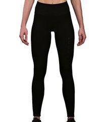 calca legging  lupo 71742-001 pulse - preto - feminino - dafiti