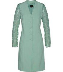 blazer lungo con pizzo (verde) - bpc selection premium