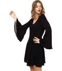vestido negro la cofradía marga