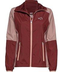 nora jacket outerwear sport jackets röd kari traa