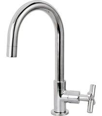 torneira para lavatório de mesa bica baixa cni1501 cromada