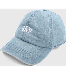gorra azul celeste gap