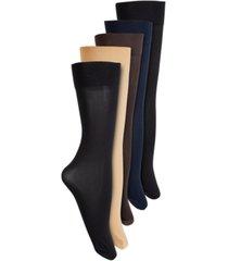 polo ralph lauren 5-pk. 400n dress trouser socks