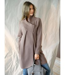 vest amy vermont taupe