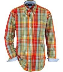 overhemd babista oranje::rood