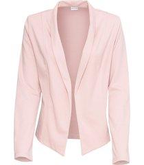 blazer in jersey (rosa) - bodyflirt