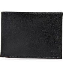 carteira masculina sandro moscoloni imperial preta