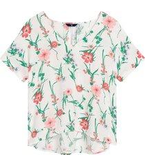 garden party blouse