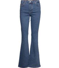 naomi 595 jeans wijde pijpen blauw fiveunits