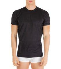t-shirt maglia maniche corte girocollo uomo 3pack