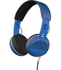 audífonos skullcandy grind - illfamed azul rey