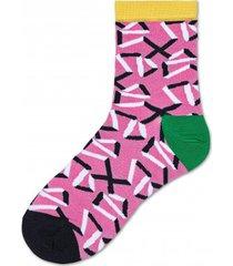 skarpetki adela ankle sock pink