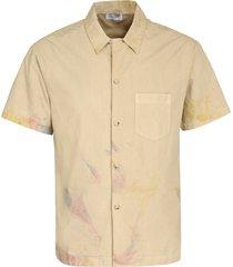 john elliott short sleeves cotton shirt