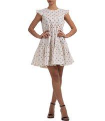 vestito abito donna corto mini senza maniche
