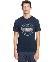 t-shirt korte mouw quiksilver camiseta eqyzt06383