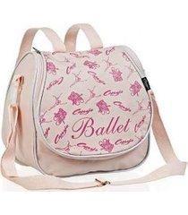 bolsa infantil de balé capezio mel b-24