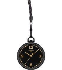 reloj tissot para unisex - lepine reloj de bolsillo  t863.409.99.057.00