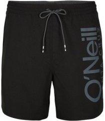 o'neill zwembroek men original cali shorts black out