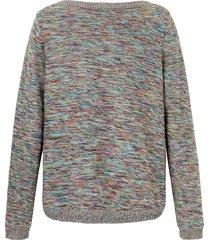 trui met boothals van peter hahn multicolour