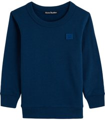 acne studios sweatshirt with patch
