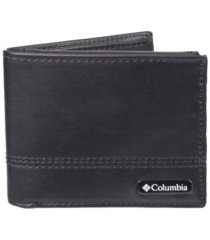 columbia rfid passcase men's wallet