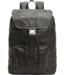 frye and co men's cody leather backpack
