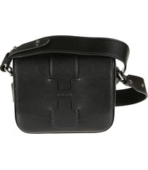 hogan basic maxi crossbody bag