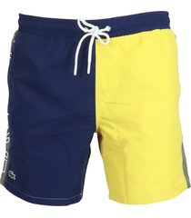 lacoste short bagno shorts