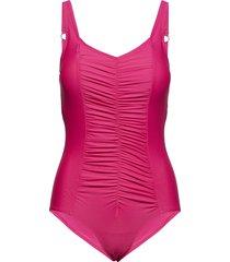 swimsuit valentina badpak badkleding roze wiki