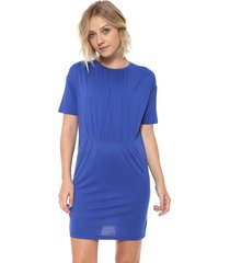 vestido finery london azul
