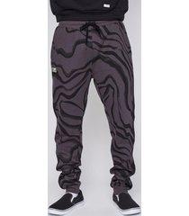pantalon buzo  print gris family shop