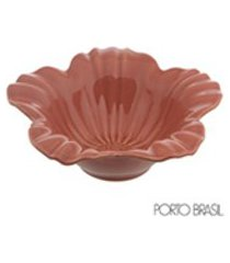 tigela campestre pimenta-rosa em ceramica - acervo panelinha