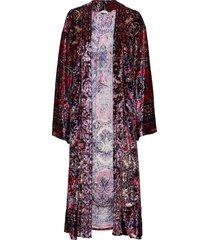enchanted robe morgonrock rosa freepeople