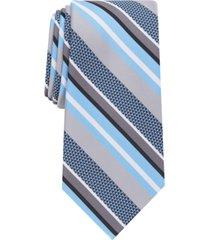 perry ellis men's conklin classic stripe tie