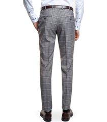 spodnie paterno 316 brąz