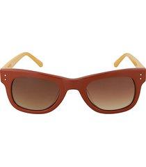 novelty 47mm square sunglasses