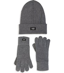 hat & tech glove set