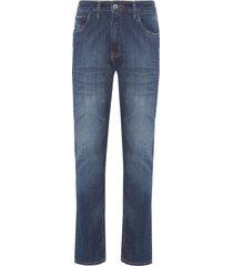 calça masculina skinny luxor - azul