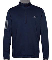 3str mdwt sweat-shirt tröja blå adidas golf
