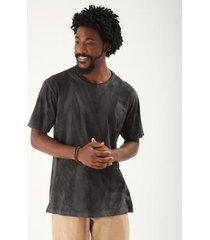 t-shirt zinzane stone pinceladas masculina - masculino