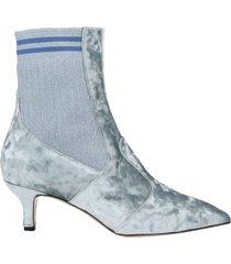 emanuela caruso capri ankle boots