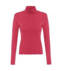 camiseta artesanal - vermelho