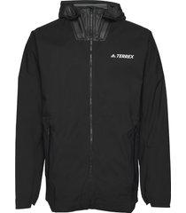 2.5l zupahike j outerwear sport jackets zwart adidas performance